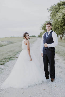 ranch wedding krum texas